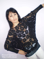 Блузки И Вязаные Покрывала